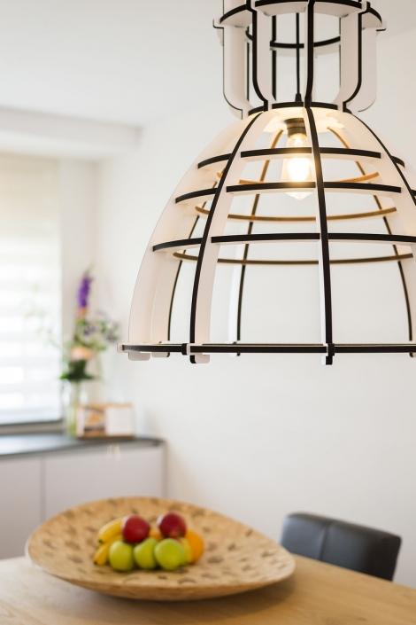 Design hanglamp keuken
