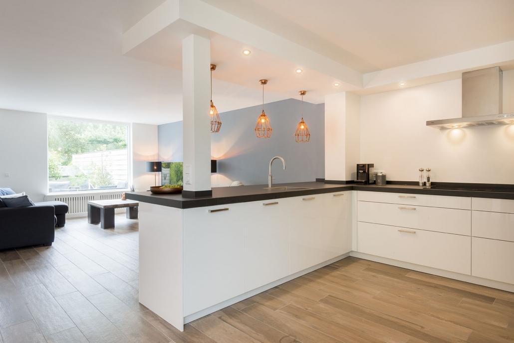 Open moderne keuken