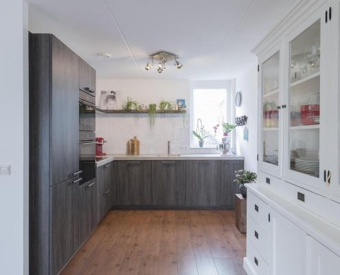 Robuuste ruime keuken