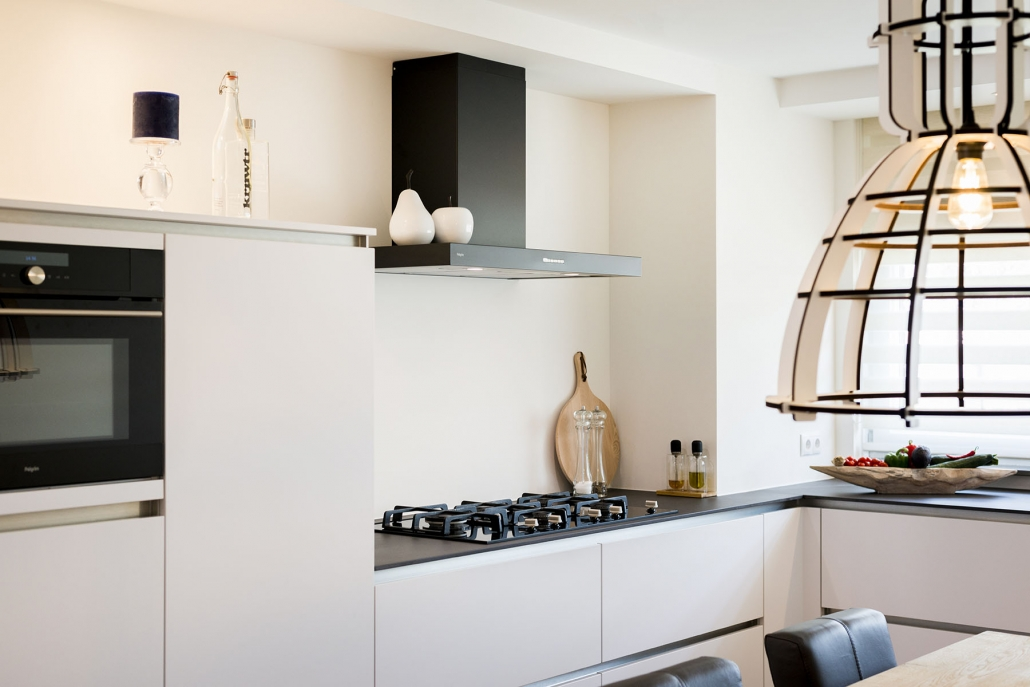 Lichte keuken