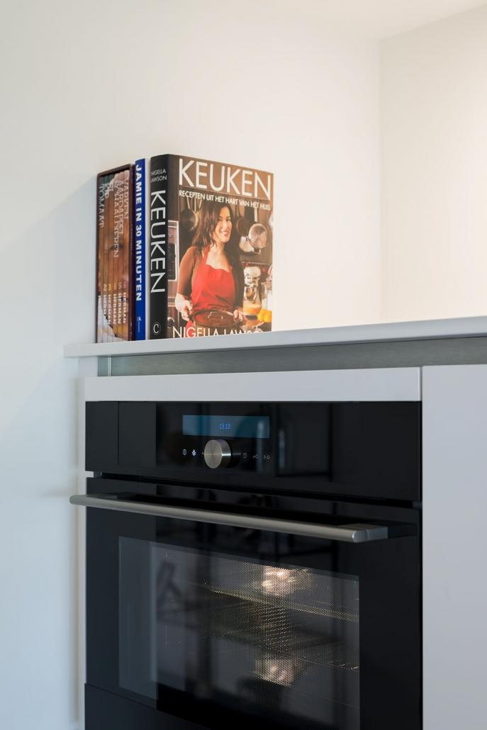 Moderne keukenapparatuur