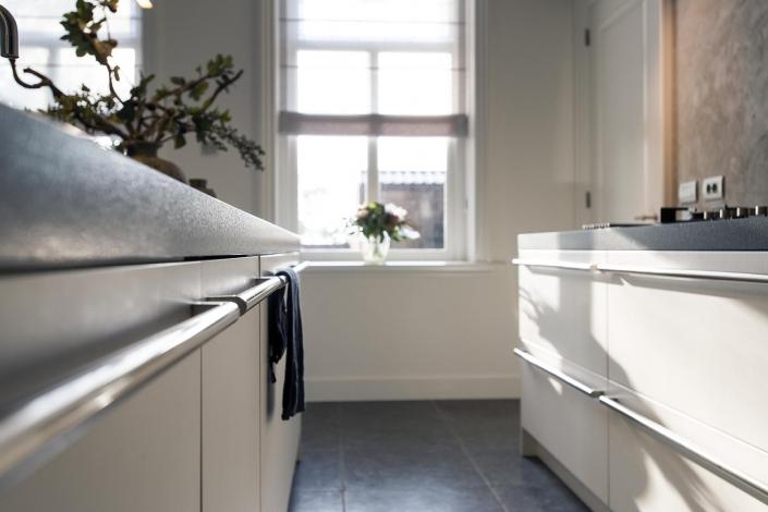 Moderne keukenla