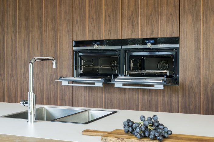 Design Keuken met keukenapparatuur